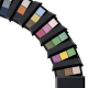 Тени для век Luminizing Satin Eye Color Trio оттенок Fire (OR302) от Shiseido (1)