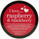 Масло для тела RASPBERRY & BLACKBERRY питательное от I Love