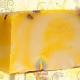 """Натуральное органическое мыло для лица и тела """"Лимонная цедра"""" от Valent Vota"""