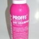 Сухой шампунь для волос от Proffs
