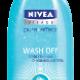 Эффективный очищающий гель для лица Pure Effect Wash Off от Nivea