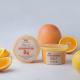 """Соляной скраб для тела """"Красный грейпфрут"""" от Organic Zone"""